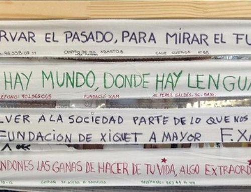 """La Residencia Torres de Serranos participa en la exposición """"Metros de creatividad"""""""