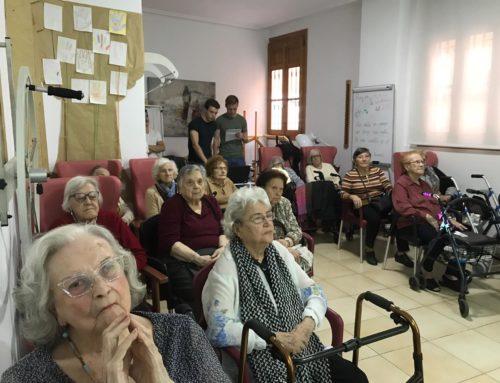 Charlas preventivas sobre Alzheimer, osteoporosis, Parkinson y artrosis en Residencia Torres de Serranos