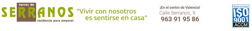 Residencia para mayores y tercera edad en Valencia