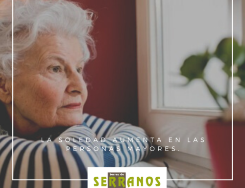 La soledad aumenta en las personas mayores.
